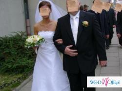 Suknia ślubna - piękna!