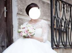 Suknia ślubna - piękna i w świetnym stanie