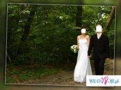 Suknia ślubna -piękna i wygodna