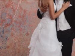 Suknia ślubna piękna i wygodna