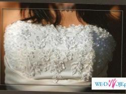 Suknia ślubna,piękna!POLECAM