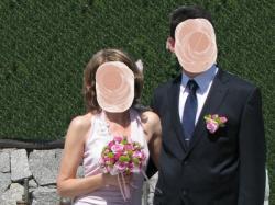 Suknia ślubna plus kwiatki do włosów gratis