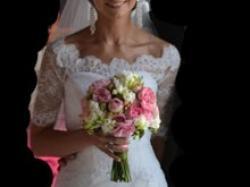 Suknia ślubna podobna do Pronovias IMAN