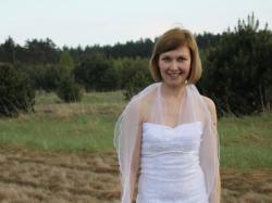 Suknia Ślubna - pojedyńczy egzemplarz - projekt Michał Starost