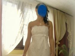 Suknia Ślubna - polecam !