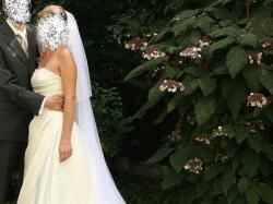 suknia ślubna- Precieuse