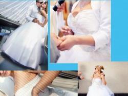 Suknia ślubna Princeska 36/38, Princessa