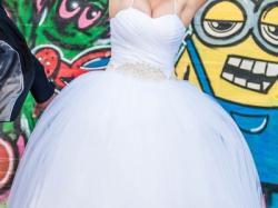 Suknia ślubna PrinceSs !