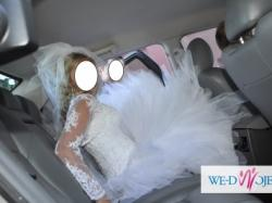 Suknia ślubna Princessa 36/38 + dodatki