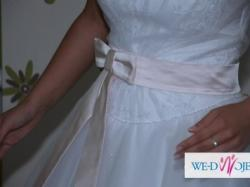 Suknia ślubna Princessa 36 38 Duber