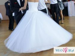 Suknia ślubna princessa Diana