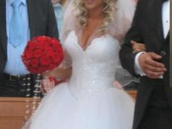 Suknia ślubna Princessa Niepowtarzala 2012