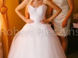 Suknia Ślubna Princessa r.34-36