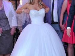 Suknia ślubna Princessa Sincerity 3752 rozm. 34