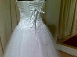 Suknia ślubna princessa z salonu Belcanto roz.36/38