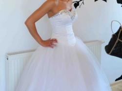 Suknia Ślubna Princesska Księżniczka!!!