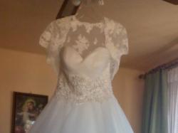 Suknia ślubna Prinsessa model Moonlight z kolekcji 2015
