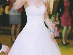 Suknia Ślubna- projekt indywidualny