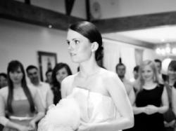 Suknia ślubna projektu Agaty Wojtkiewicz