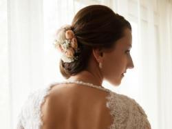 Suknia ślubna projektu Joanny Niemiec