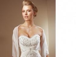 Suknia ślubna  projektu MORI LEE