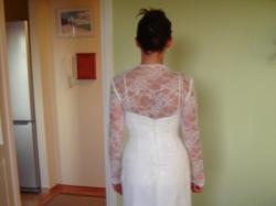 Suknia Ślubna Pronovias Argos