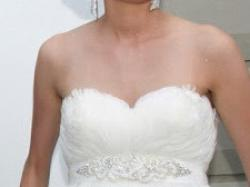 Suknia ślubna Pronovias Barcares