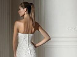 suknia ślubna PRONOVIAS - DAPHNE