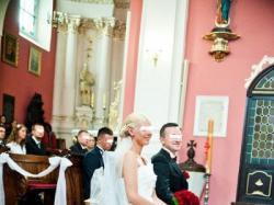 Suknia ślubna Pronovias FRAGANCIA z salonu MADONNA