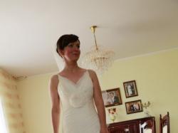 Suknia ślubna Pronovias Galante