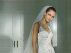Suknia ślubna PRONOVIAS Honduras MADONNA-Warszawa