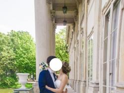 Suknia ślubna Pronovias Lambina