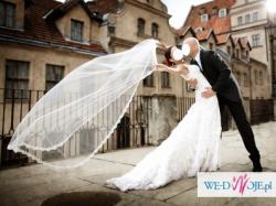 Suknia ślubna PRONOVIAS LATINA 34 + gratisy