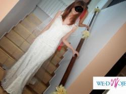 suknia ślubna Pronovias Lorca