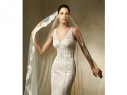 Suknia ślubna Pronovias Lorca, Madonna