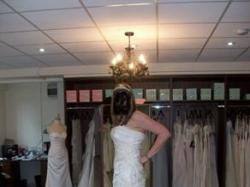 Suknia slubna PRONOVIAS model 2009