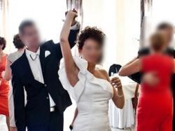 Suknia ślubna PRONOVIAS, model Alison roz. 36