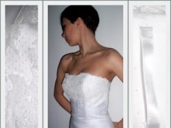 Suknia ślubna PRONOVIAS model DALILA rozmiar 36