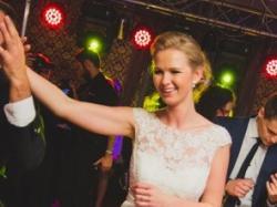 Suknia ślubna PRONOVIAS model LENIT rozm.38- 40, wzrost 180 cm