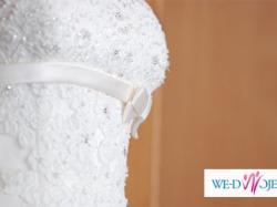 suknia ślubna pronovias model lorna