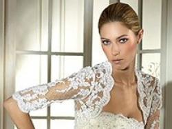 Suknia ślubna Pronovias model Nalon