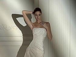 Suknia Slubna Pronovias Nepal model 2008