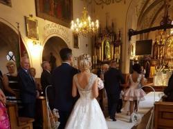 Suknia Ślubna PRONOVIAS PRASA