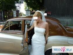Suknia ślubna Pronovias White one 424