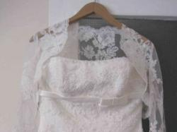 Suknia Slubna Pronovias White One 427