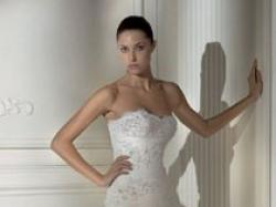 Suknia ślubna PRONOVIAS z Salonu Madonna, model DONAIRE