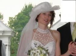 suknia ślubna: prosta, koronkowa, inna