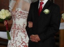 Suknia ślubna- przepiękna
