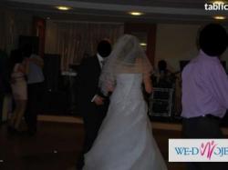 Suknia Ślubna, przepiękna