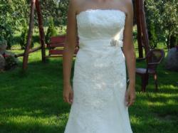 suknia ślubna przepiękna!